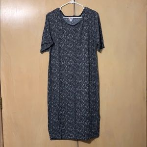 XL LulaRoe Julia Dress